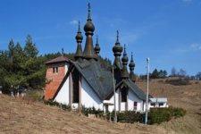 Cerkwie łemkowskie w Krynicy Zdroju